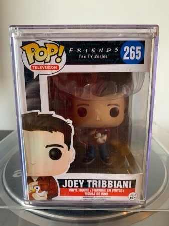 Funko Joey Tribbiani (raro)-Friends-265