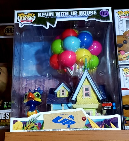Funko Kevin With Up  House-UP Altas Aventuras-5
