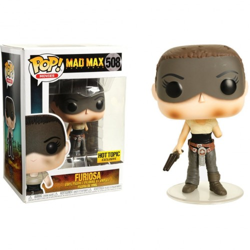 Funko Mad Max: Furiosa (excl. Hot Topic)-Mad Max: Estrada Da Fúria-508