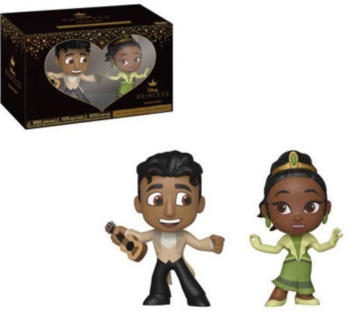 Funko Mini Vinyl Figures: Princess And The Frog - Tiana And Naveen-Disney-1