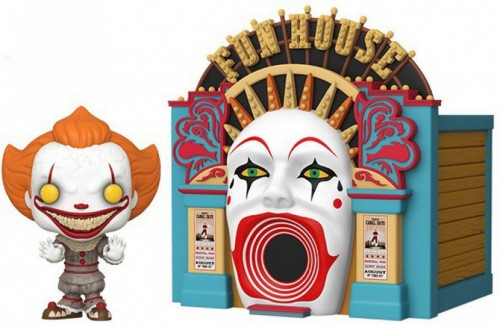 Funko Movie Moments Funhouse Pennywise-It - A coisa-100