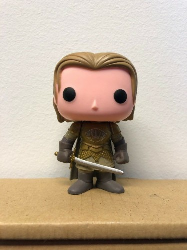 Funko Pop! - Jaime Lannister In Armor - Game Of Thrones #10 Loose-Game of Thrones-1