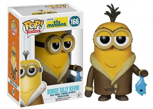 Funko Pop! Bored Silly Kevin-Minions-166