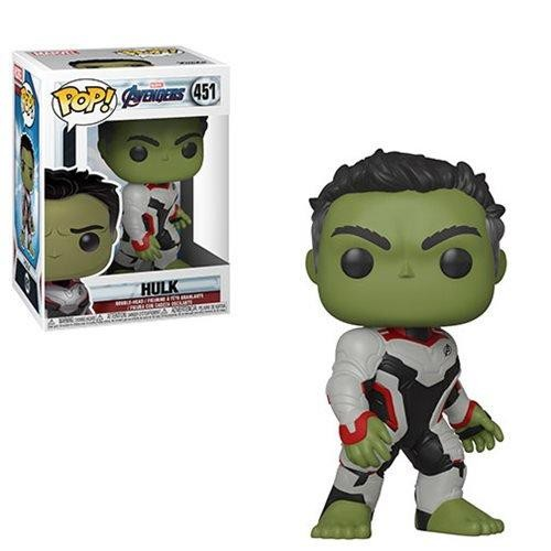 Funko Pop! Hulk-Vingadores - Ultimato-451