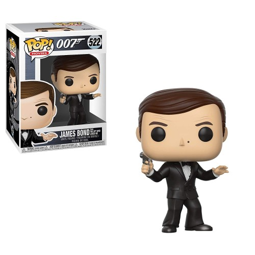 Funko Pop! James Bond-007 James Bond-522
