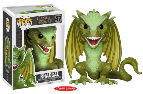 "Funko Pop! Rhaegal 6""-Game of Thrones-47"