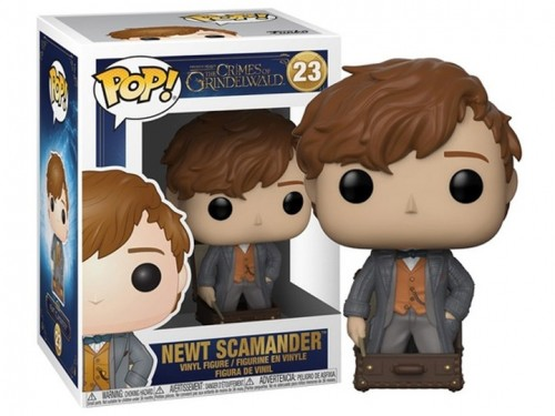 Funko Pop Newt-The Crimes Of Grindelwald-23