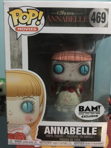 Funko Pop The Conjuring.- Annabelle Bam Exclusive-Horror-469