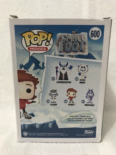 Funko Percy - Small Foot - #600