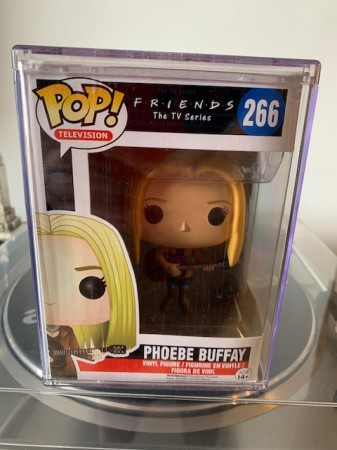 Funko Phoebe Buffay (raro)-Friends-266