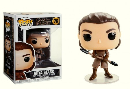Funko Pop! - Arya Stark With Spear - Game Of Thrones-Game of Thrones-79