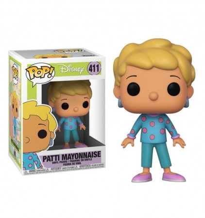 Funko Pop! - Disney - Doug - Patty Maionese-Disney-411