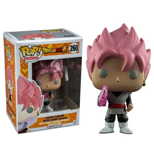 Funko Pop! - Dragon Ball - Goku Super Saiyan Rosé-Dragon Ball-260
