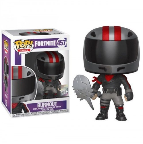 Funko Pop! - Fortnite - Burnout-Fortnite-457