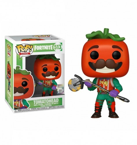 Funko Pop! - Fortnite - Cabeça De Tomate - Tomato Head - Fortnite - #513