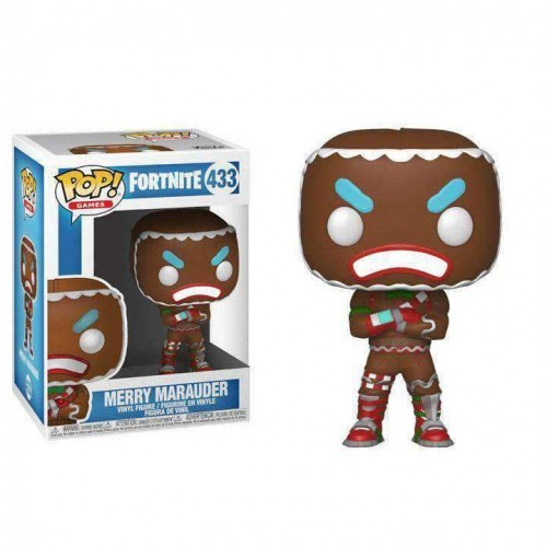Funko Pop! - Fortnite - Merry Marauder-Fortnite-433