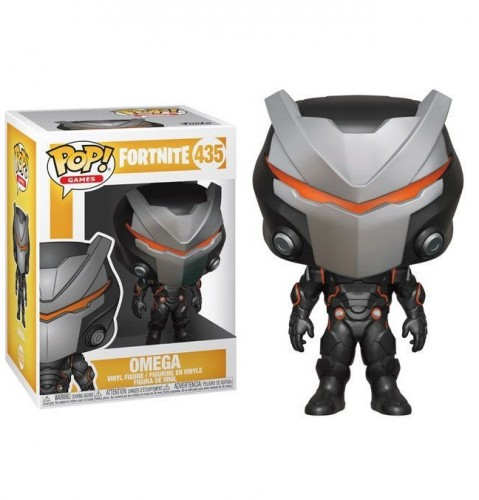 Funko Pop! - Fortnite - Omega-Fortnite-435