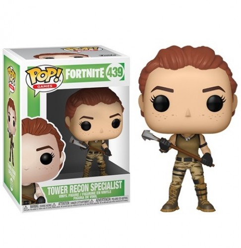 Funko Pop! - Fortnite - Tower Recon Specialist-Fortnite-439