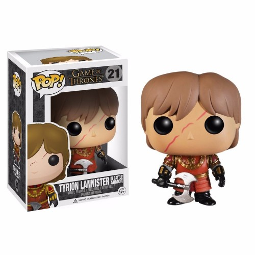 Funko Pop! - Game Of Thrones - Tyrion Lannister-Game of Thrones-21