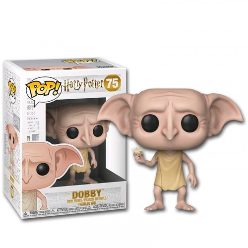 Funko Pop! - Harry Potter - Dobby-Harry Potter-75