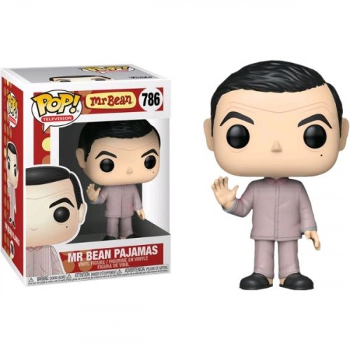 Funko Pop! - Mr. Bean-Mr Bean-786