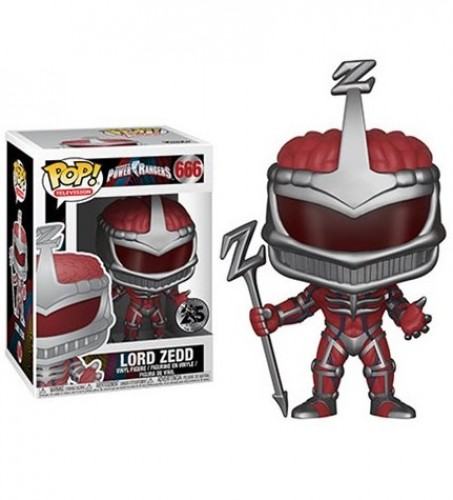 Funko Pop! - Power Rangers - Lord Zedd-Power Rangers-666