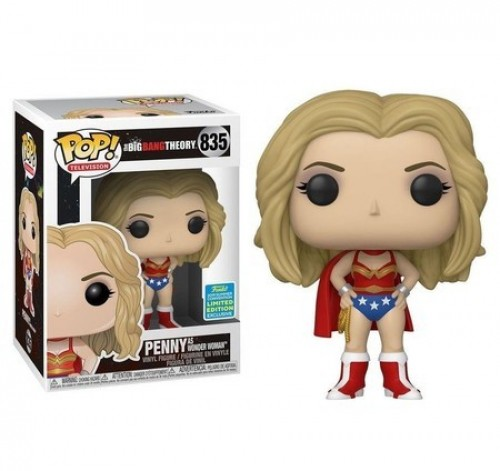 Funko Pop! - The Big Bang Theory - Penny Maravilha Sdcc-The Big Bang Theory-835