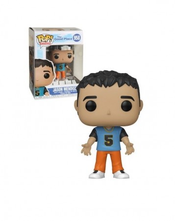 Funko Pop! - The Good Place - Jason Mendoza-The Good Place-958