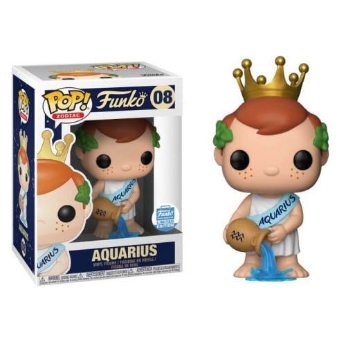 Funko Pop - Aquarius (limited Edition)-Zodiac-8