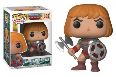 Funko Pop - Battle Armor He-man-Masters Of The Universe-562