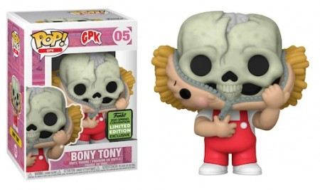 Funko Pop - Bony Tony Exclusivo 2021-GPK-5