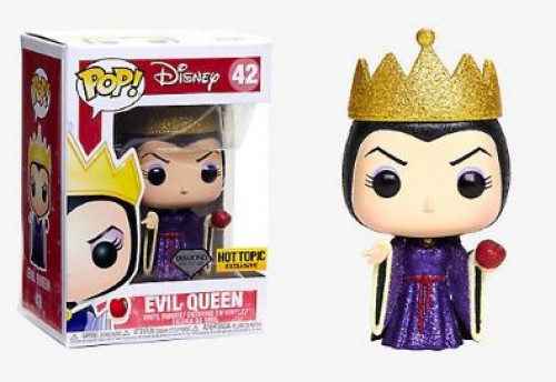 Funko Pop!  Disney Evil Queen Daimond-Once Upon A Time-42