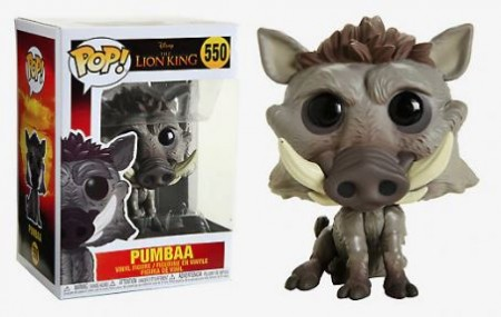 Funko Pop!  Disney Pumbaa-Lion King-550