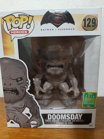 Funko Pop - Doomsday 2016 Convention Exclusive-Batman Vs Superman-129