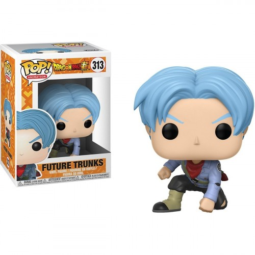 Funko Pop - Dragon Ball: Future Trunks - Dragon Ball - #313