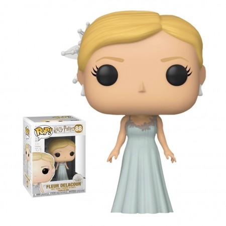 Funko Pop - Fleur Delacour Yule Ball - Harry Potter - #88