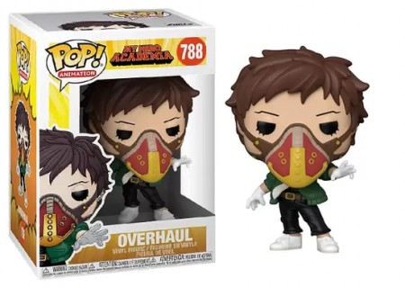 Funko Pop - Overhaul-My Hero Academia-788