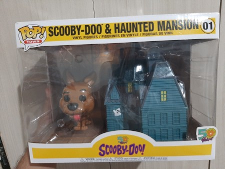Funko Pop - Scooby Doo & Haunted Mansion-Scooby-Doo-1