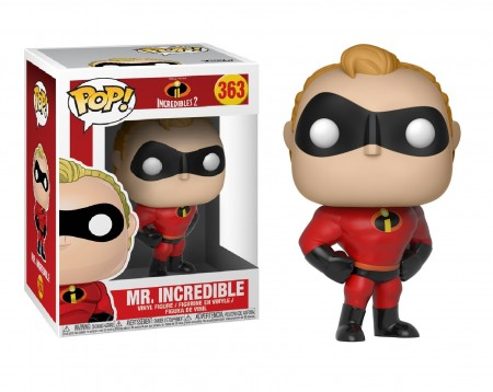 Funko Pop - Senhor Incrível Mr. Incredibles-Disney-363