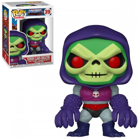 Funko Pop - Skeletor With Terror Claws - Masters Of The Universe-Retro Toys-39