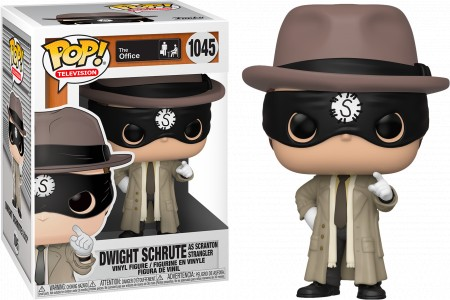 Funko Pop - The Office - Dwight Schrute (the Scranton Strangler)-The Office-1045