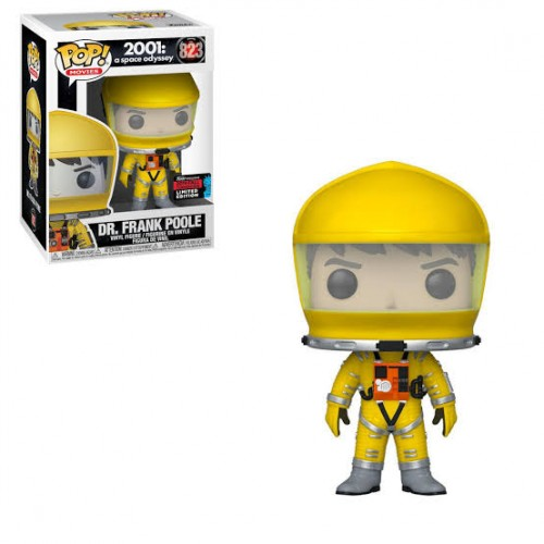 Funko Pop! 2001: A Space: Nycc 2019 - Dr. Frank Poole-Movies-823