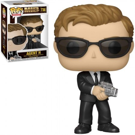 Funko Pop Mib International - Agent H (agente H)-MIB-738