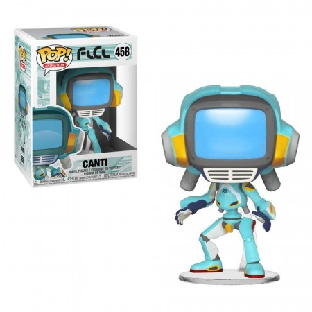 Funko Pop! Animation: Flcl - Canti - FLCL - #458