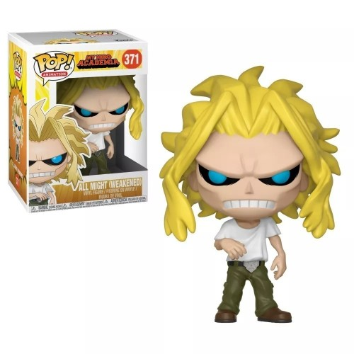 Funko Pop! All Might ( Weakened ) - My Hero Academia-My Hero Academia-371