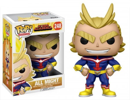 Funko Pop! All Might-My Hero Academia-248