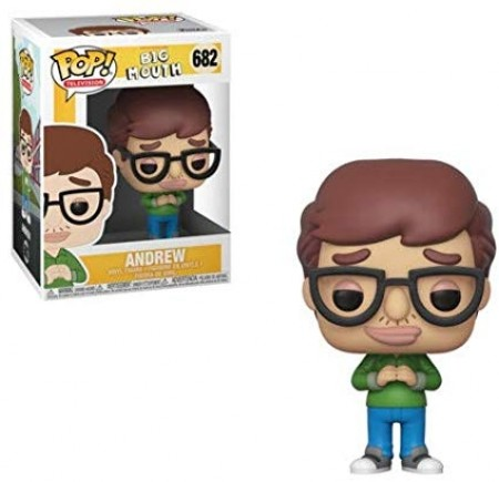 Funko Pop! Andrew-big mouth-682