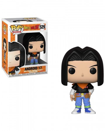 Funko Pop! Android 17-Dragon Ball Z-529