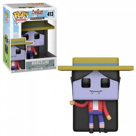 Funko Pop! Animation: Adventure Time Minecraft - Marceline - Adventure Time - #413