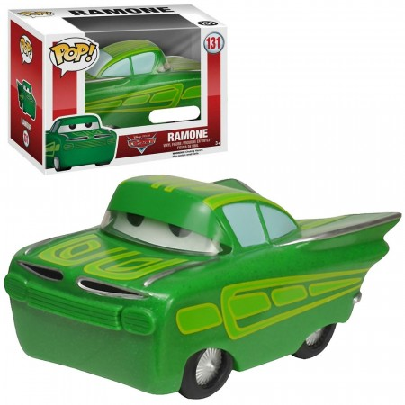 Funko Pop! Animation: Cars 3 -  Ramone (green)-cars-131